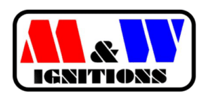 M and W ignitions logo